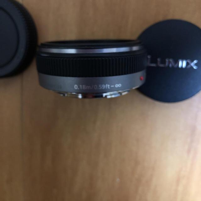 OLYMPUS(オリンパス)のパナソニック LUMIX 14mm F2.5 ASPH.H-H014単焦点レンズ スマホ/家電/カメラのカメラ(レンズ(単焦点))の商品写真