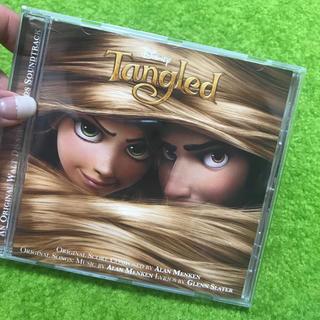 ディズニー(Disney)のかっちゃん様♡Tangled♡ラプンツェルサウンドトラック♡サントラ(映画音楽)
