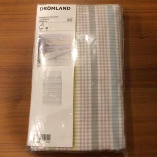 イケア(IKEA)のIKEA イケア キッズ掛け布団カバー 枕カバーセット(シーツ/カバー)