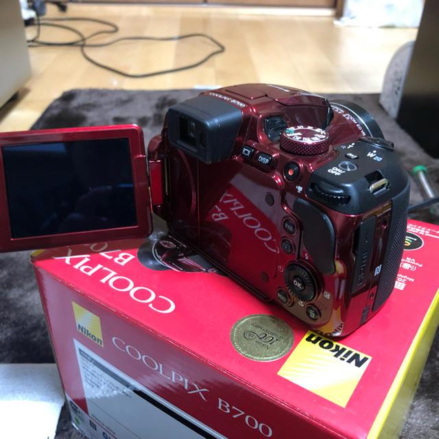 Nikon(ニコン)のNikon COOLPIX B700 スマホ/家電/カメラのカメラ(デジタル一眼)の商品写真