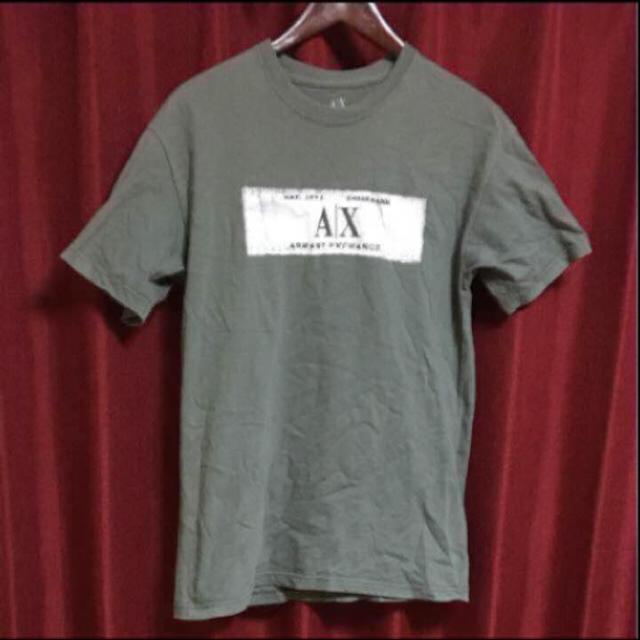 ARMANI EXCHANGE(アルマーニエクスチェンジ)のアルマーニ エクスチェンジ☆Tシャツ メンズS メンズのトップス(Tシャツ/カットソー(半袖/袖なし))の商品写真