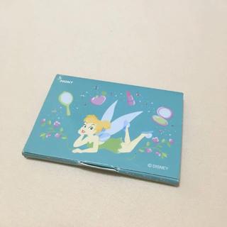 【激レア】ティンカーベル  あぶらとり紙 ディズニー 皮脂ケアグッズ 花柄