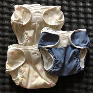 ニシキベビー(Nishiki Baby)のnishiki 布オムツ 布おむつ オムツカバー おむつカバー セット(ベビーおむつカバー)