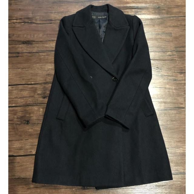 ZARA(ザラ)のザラ レディースのジャケット/アウター(チェスターコート)の商品写真