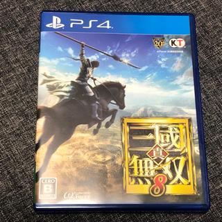 コーエーテクモゲームス(Koei Tecmo Games)の【美品】PS4 真・三國無双8(家庭用ゲームソフト)