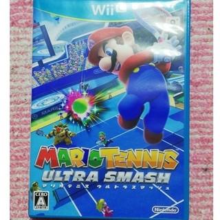 Wii U - WiiU マリオテニス 動作確認済!