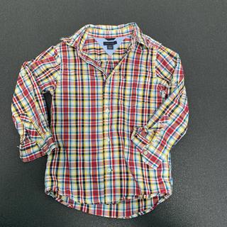 トミーヒルフィガー(TOMMY HILFIGER)のTOMMY チェックシャツ(その他)