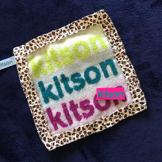 キットソン(KITSON)のkitsonミニハンカチ(ハンカチ)