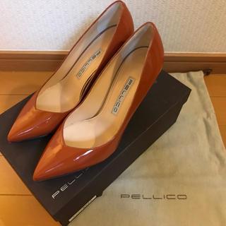 ペリーコ(PELLICO)の【ココももさま専用】PELLICO(ハイヒール/パンプス)