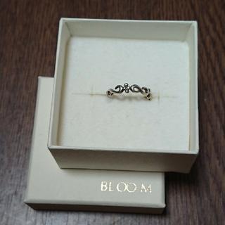 ブルーム(BLOOM)のBLOOM  シルバーピンキーリング #5(リング(指輪))