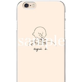 Snoopy クリケ ハンドメイド Iphoneケース アニエスベー チャーリー