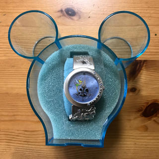 ディズニー(Disney)のディズニー腕時計(ティンカーベル)(腕時計)