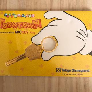 Disney - TOONTOWN MICKEYRing
