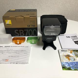 ニコン(Nikon)のSB-700 Nikon クリップオンストロボ ニコン ライティング(ストロボ/照明)