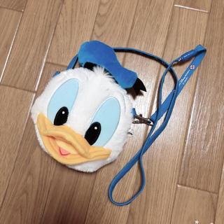 ディズニー(Disney)のドナルド パスケース(名刺入れ/定期入れ)