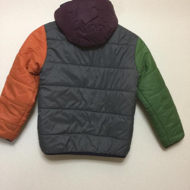 GU(ジーユー)の120 ダウン キッズ/ベビー/マタニティのキッズ服 男の子用(90cm~)(ジャケット/上着)の商品写真