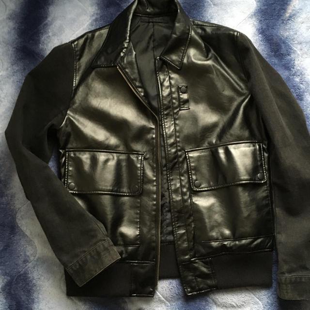 GU(ジーユー)のジャケット レディースのジャケット/アウター(ブルゾン)の商品写真