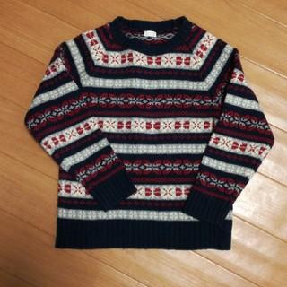 ジーユー(GU)の110cm  gu  セーター ニット 男の子(ニット)