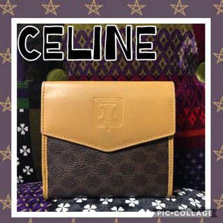 セフィーヌ(CEFINE)の正規品✳︎CELINEセリーヌ✳︎マカダム  2つ折財布✳︎セリーヌ財布✳︎(財布)