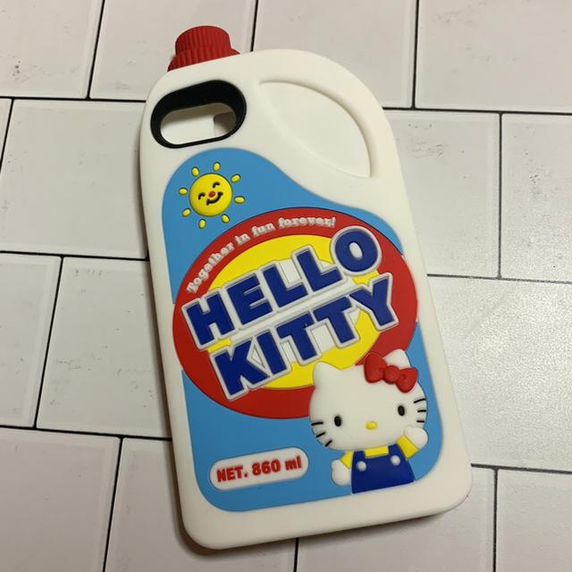 サンリオ(サンリオ)のハローキティ iPhoneケース スマホ/家電/カメラのスマホアクセサリー(iPhoneケース)の商品写真