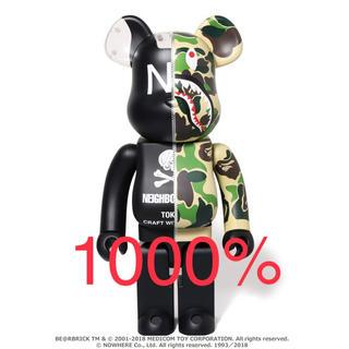 APE NEIGHBORHOOD BE@RBRICK 1000%