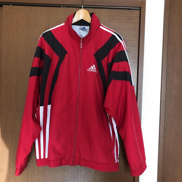 adidas(アディダス)のadidas トラックジャケット  ナイロンジャケット メンズのジャケット/アウター(ナイロンジャケット)の商品写真
