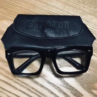 エフェクター(EFFECTOR)のeffector DIRT 美品 YNN様専用(サングラス/メガネ)