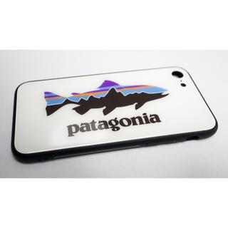 パタゴニア(patagonia)のパタゴニアiPhoneケース6/7/8/8P/X/XS/Max/XR用Fish(iPhoneケース)