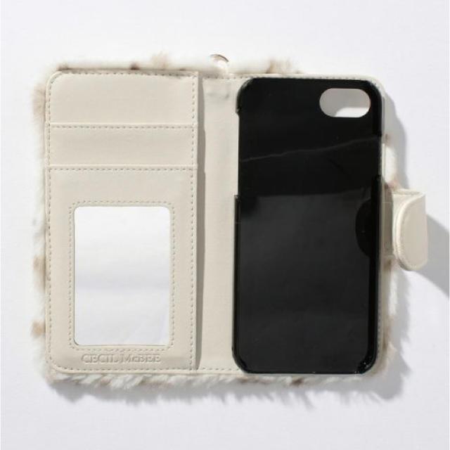 CECIL McBEE(セシルマクビー)の新品 セシルマクビー iPhone6 7 8 6s カバー ⭐️ラスト一点❣️ スマホ/家電/カメラのスマホアクセサリー(iPhoneケース)の商品写真