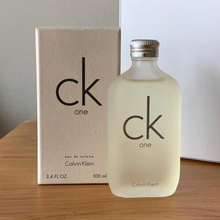 シーケーカルバンクライン(ck Calvin Klein)のck one カルバンクライン香水(ユニセックス)