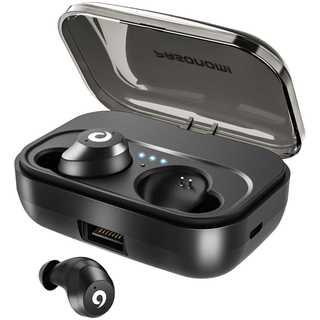 [Bluetooth5.0進化版] 72時間連続駆動 IPX7完全防水(オーディオインターフェイス)