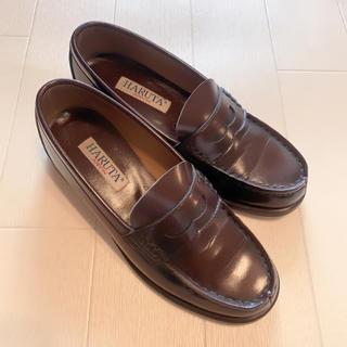 ハルタ(HARUTA)のHARUTA こげ茶 ローファー(ローファー/革靴)