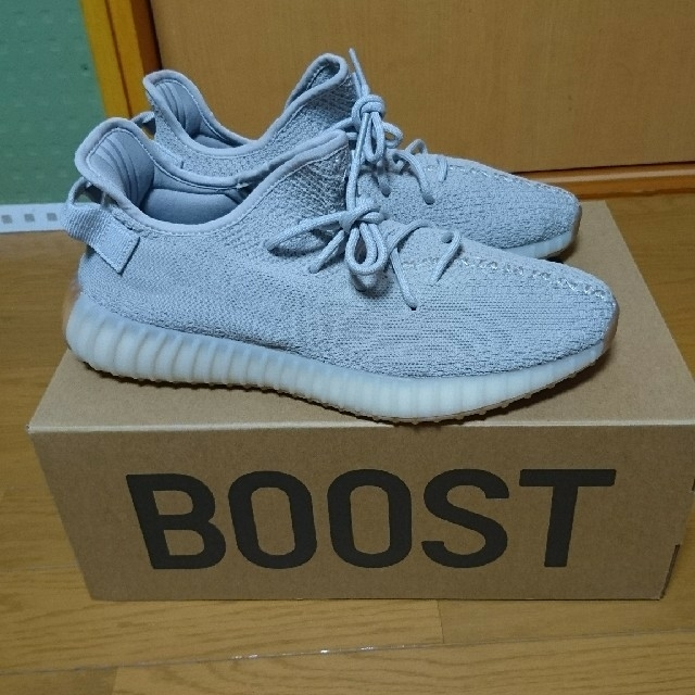 adidas(アディダス)のadidas YEEZY BOOST 350 sesame 29.5cm メンズの靴/シューズ(スニーカー)の商品写真
