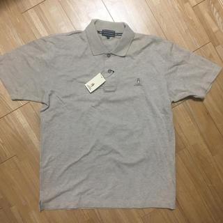 ハッシュパピー(Hush Puppies)のハッシュパピー  ポロシャツ サイズM(ポロシャツ)