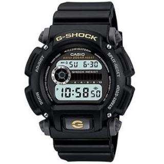 ジーショック(G-SHOCK)の新品★カシオ G-SHOCK DW-9052-1B イエロー(腕時計(デジタル))