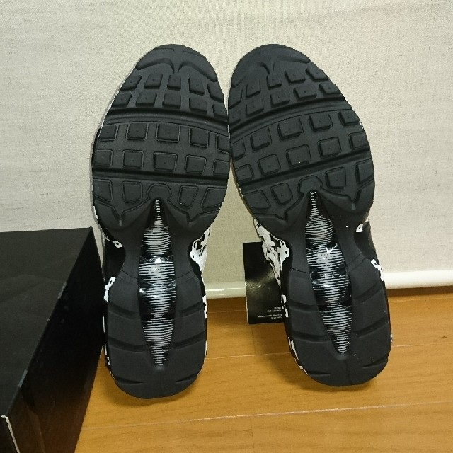 NIKE(ナイキ)のNIKE AIR MAX 95 NIKE Χ CAV EMPT 28.5cm メンズの靴/シューズ(スニーカー)の商品写真