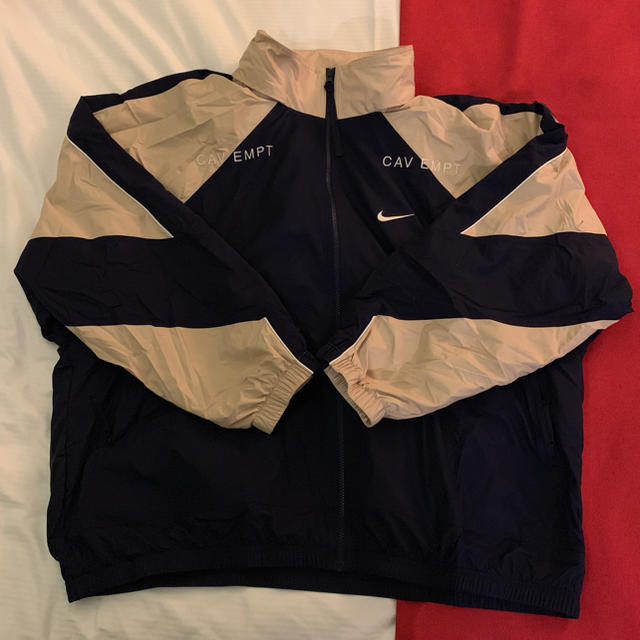 NIKE(ナイキ)のC.E nike track jacket メンズのジャケット/アウター(ブルゾン)の商品写真
