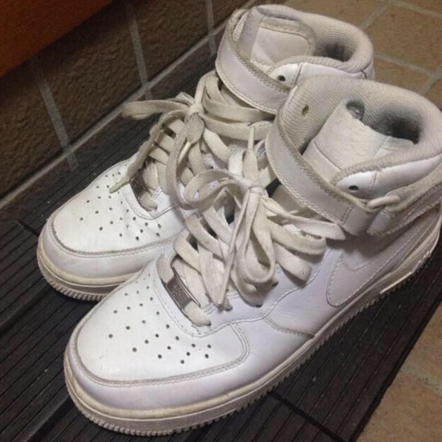 NIKE(ナイキ)のナイキ NIKE エアフォースワン レディースの靴/シューズ(スニーカー)の商品写真