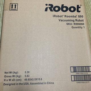 iRobot アイロボット ルンバ 890