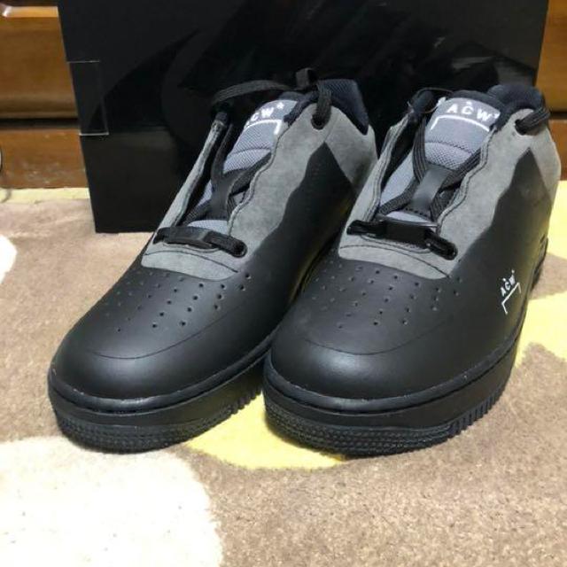 NIKE(ナイキ)の新品未使用 NIKE エア フォース1 by A-COLD-WALL*  メンズの靴/シューズ(スニーカー)の商品写真