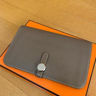 エルメス(Hermes)のエルメスドゴンGM正規品(長財布)