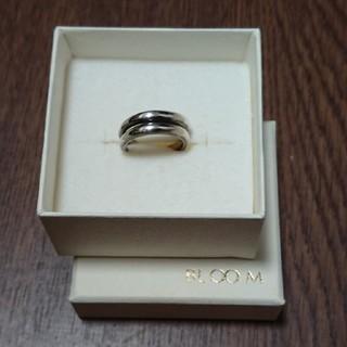 ブルーム(BLOOM)のBLOOM シルバー ピンキーリング #5(リング(指輪))