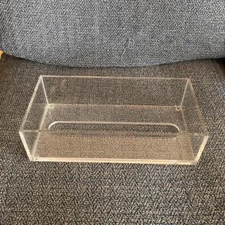 ムジルシリョウヒン(MUJI (無印良品))の無印良品 ティッシュボックス(ケース/ボックス)