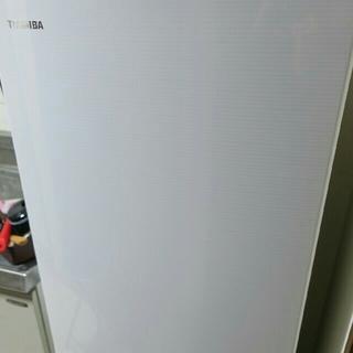 トウシバ(東芝)のTOSHIBA 冷蔵庫 GR-M15BS W/W シェルホワイト(冷蔵庫)