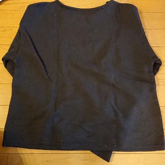 GU(ジーユー)のGU カットソー 二枚セット レディースのトップス(カットソー(長袖/七分))の商品写真