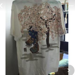 カラクリタマシイ(絡繰魂)の早い者勝ち!ブランド 和柄Tシャツ(Tシャツ/カットソー(半袖/袖なし))