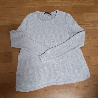 コントワーデコトニエ(Comptoir des cotonniers)のコントワーデコトニエ 裏編みニット(ニット/セーター)