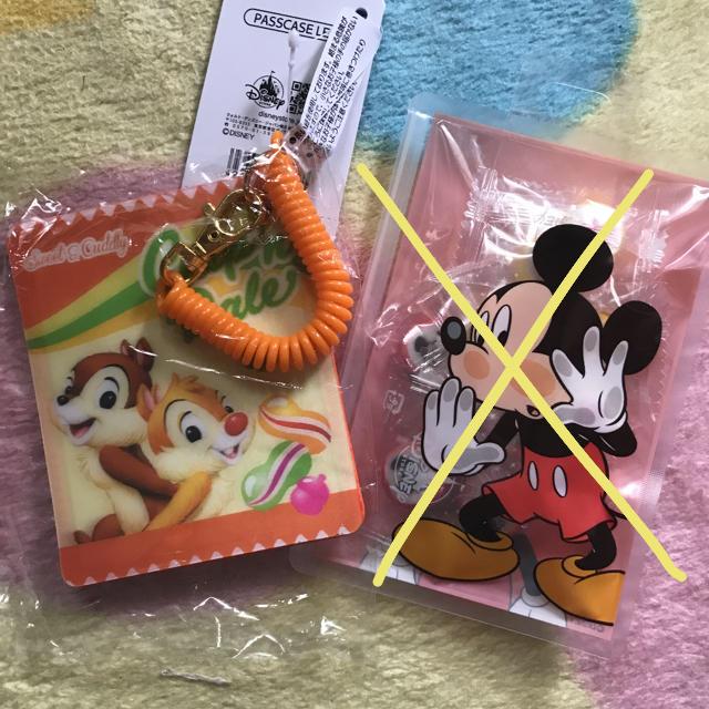 Disney(ディズニー)のパスケース★ディズニーストア福袋 エンタメ/ホビーのおもちゃ/ぬいぐるみ(キャラクターグッズ)の商品写真