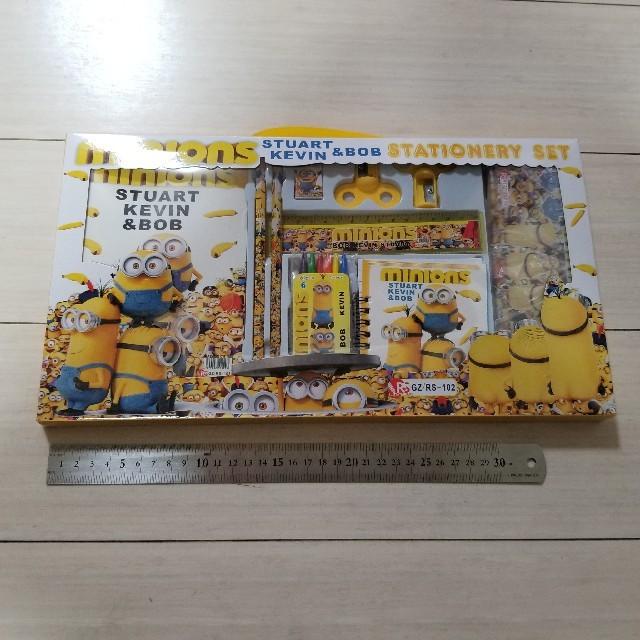 キャラクター ステーショナリーセット エンタメ/ホビーのおもちゃ/ぬいぐるみ(キャラクターグッズ)の商品写真