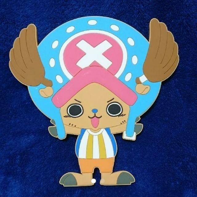 ワンピース チョッパー スタンド  エンタメ/ホビーのおもちゃ/ぬいぐるみ(キャラクターグッズ)の商品写真
